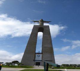 Lisbona - Monumento al Cristo Re
