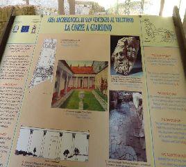 San Vincenzo al Volturno Parco Archeologico