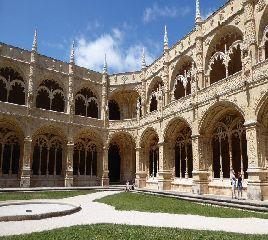 Lisbona - Monastero Dos Jeronimos