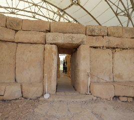 Villaggio megalitico di Hagar Qin