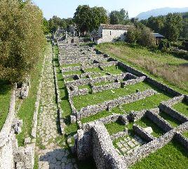 Sepino Città romana