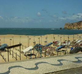 Nazare - spiaggia
