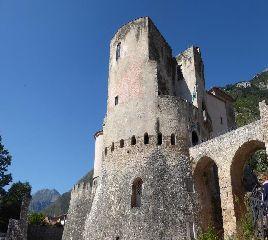 Venafro Castello Pandone
