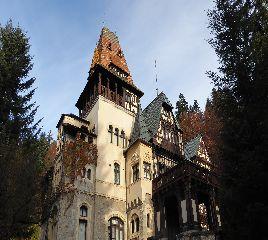 Sinaia Castello Pelisor