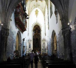 Coimbra - chiesa di Santa Croce