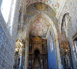 Coimbra - Cappella di San Michele