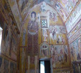 Bominaco Oratorio di San Pellegrino