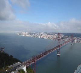 Lisbona - Il ponte 25 Aprile