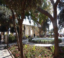 La Valletta - il Belvedere d'Italia