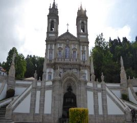 Braga - Santuario de Bom Jesus
