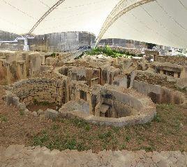 Villaggio megalitico di Tarxien